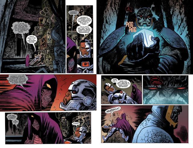 Marvel vs DC: Định nghĩa chàng trai vàng trong làng gây bệnh là thế nào? - Ảnh 2.