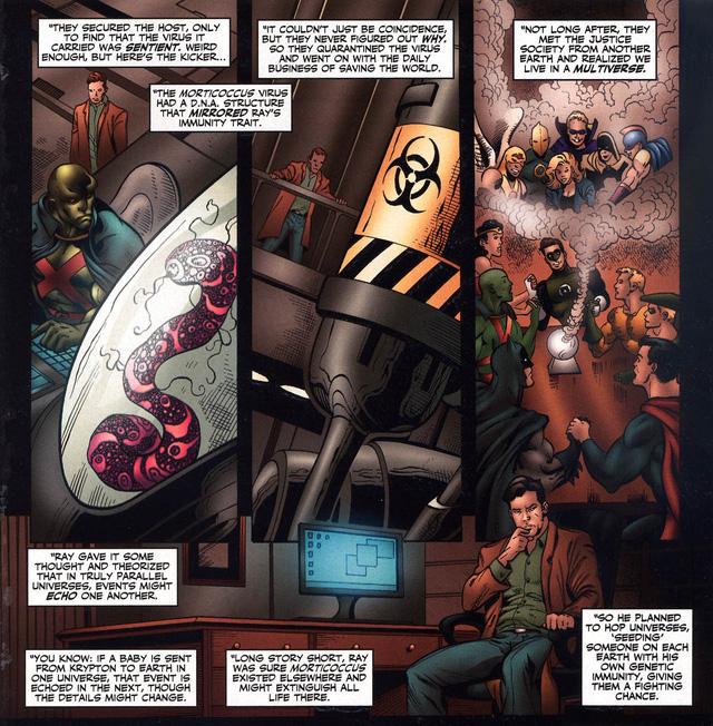 Marvel vs DC: Định nghĩa chàng trai vàng trong làng gây bệnh là thế nào? - Ảnh 6.