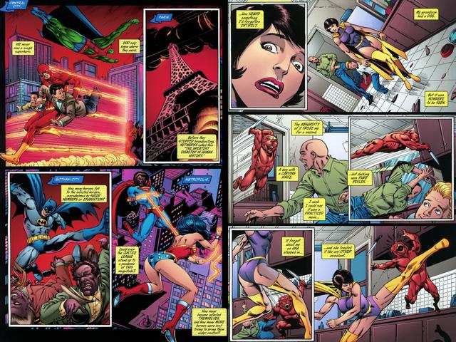 Marvel vs DC: Định nghĩa chàng trai vàng trong làng gây bệnh là thế nào? - Ảnh 7.
