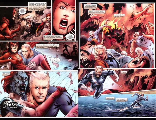 Marvel vs DC: Định nghĩa chàng trai vàng trong làng gây bệnh là thế nào? - Ảnh 1.