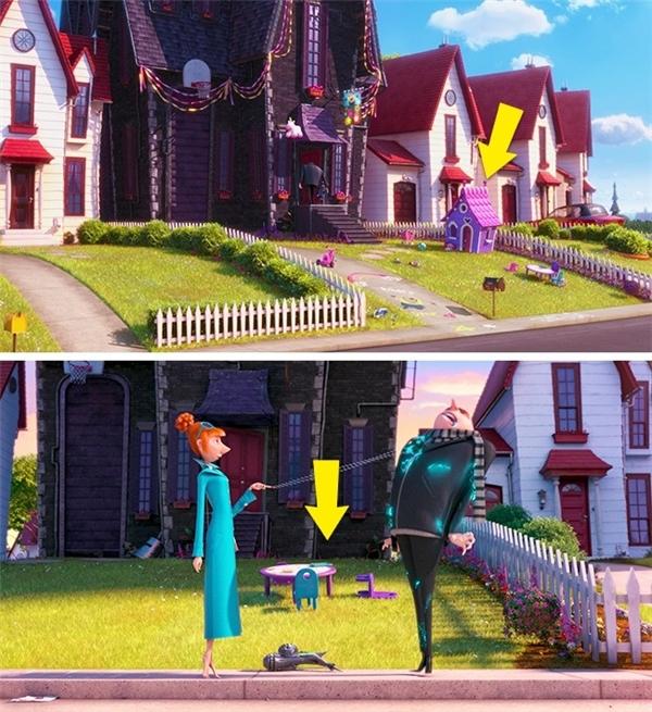 Nhặt sạn những lỗi hài hước xuất hiện trong các bộ phim hoạt hình nổi tiếng - Ảnh 3.