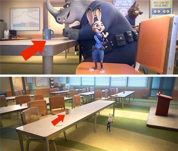 Nhặt sạn những lỗi hài hước xuất hiện trong các bộ phim hoạt hình nổi tiếng - Ảnh 9.