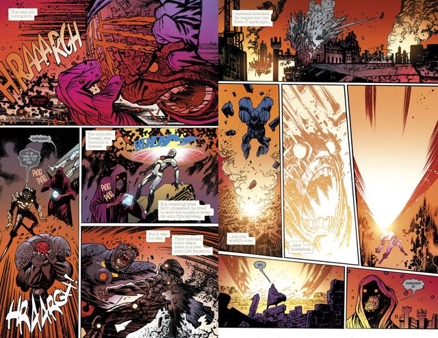 Marvel vs DC: Định nghĩa chàng trai vàng trong làng gây bệnh là thế nào? - Ảnh 4.