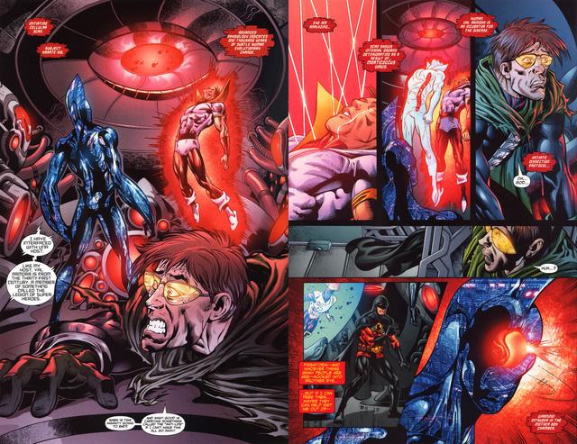 Marvel vs DC: Định nghĩa chàng trai vàng trong làng gây bệnh là thế nào? - Ảnh 8.