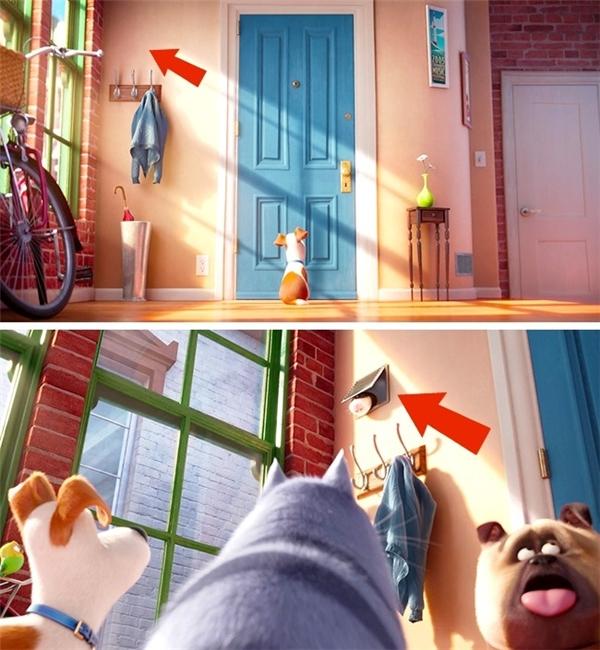Nhặt sạn những lỗi hài hước xuất hiện trong các bộ phim hoạt hình nổi tiếng - Ảnh 5.