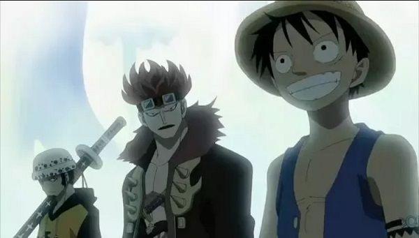 One Piece: Khám phá mối quan hệ cạnh tranh thú vị giữa 2 kẻ mạnh thuộc thế hệ tồi tệ nhất - Ảnh 1.