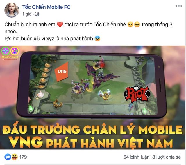 Đấu Trường Chân Lý Mobile không phát hành tại Việt Nam cùng lúc với khu vực Đông Nam Á? - Ảnh 3.