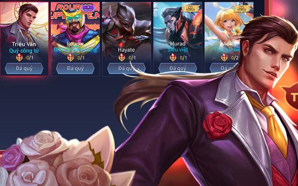 Liên Quân Mobile: Garena chọn tặng FREE Triệu Vân Quý Công Tử, game thủ đổi thưởng từ 25/3 - Ảnh 2.