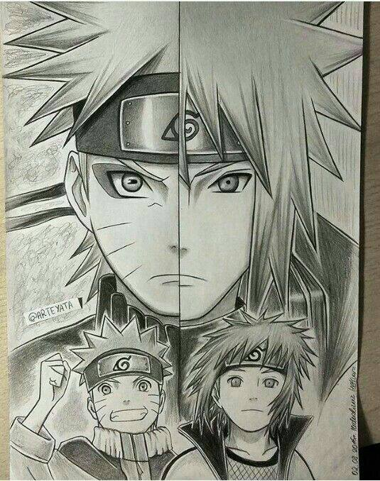 Loạt fan art Naruto toát lên vẻ ma mị đầy cuốn hút khiến người xem không thể rời mắt - Ảnh 12.