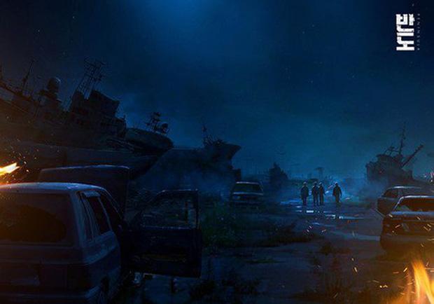Train To Busan 2 tung hình ảnh đầu tiên: Thánh sống Kang Dong Won đại chiến zombie, khẳng định phim sẽ khủng hơn phần 1 - Ảnh 1.