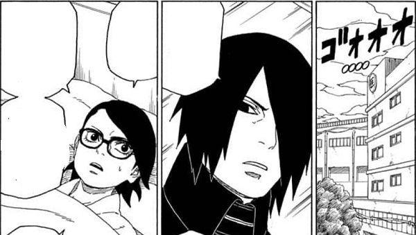 Naruto: Khi bị Momoshiki chiếm thân xác, Boruto sẽ nhận được thêm một huyết kế giới hạn cực kỳ mạnh mẽ - Ảnh 1.
