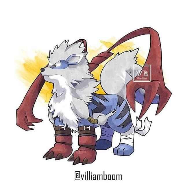 Loạt tranh siêu phẩm Pokemon x Digimon kết hợp đầy mới lạ của họa sĩ Tây Ban Nha - Ảnh 7.