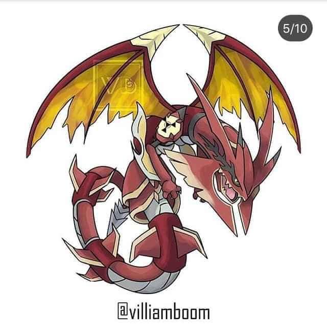 Loạt tranh siêu phẩm Pokemon x Digimon kết hợp đầy mới lạ của họa sĩ Tây Ban Nha - Ảnh 4.