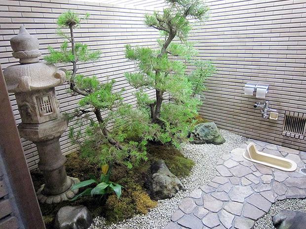 Những phòng toilet độc nhất vô nhị chỉ có tại Nhật Bản - Ảnh 5.