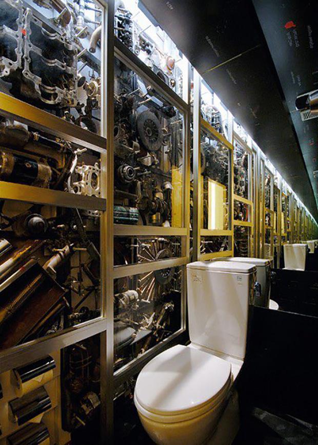 Những phòng toilet độc nhất vô nhị chỉ có tại Nhật Bản - Ảnh 3.