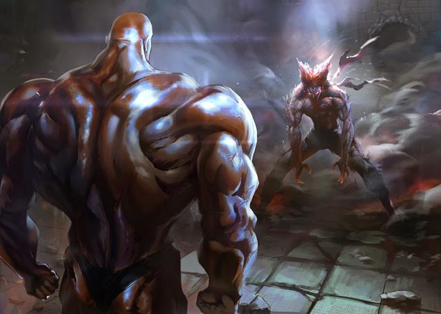 One Punch Man: Thân thế anh hùng Đen Bóng được hé lộ, lý do đầu trọc và làn da đen bóng là do thói quen - Ảnh 3.