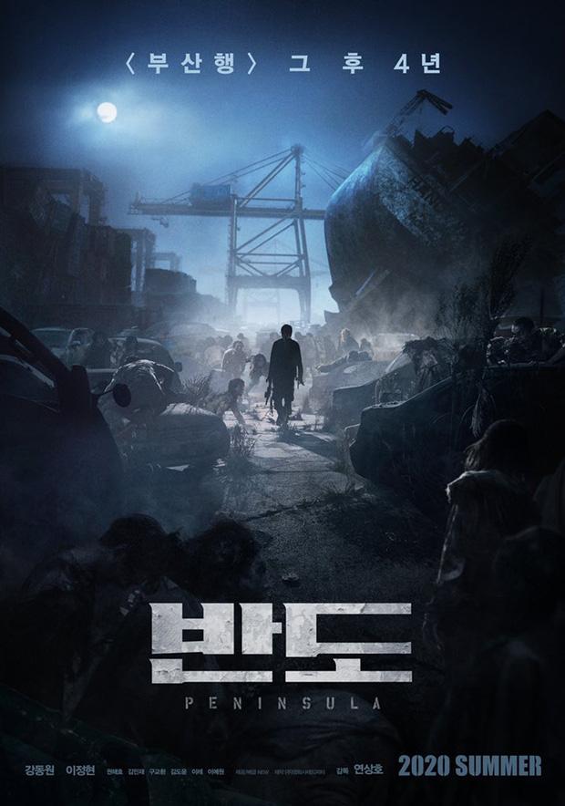 Train To Busan 2 tung hình ảnh đầu tiên: Thánh sống Kang Dong Won đại chiến zombie, khẳng định phim sẽ khủng hơn phần 1 - Ảnh 5.