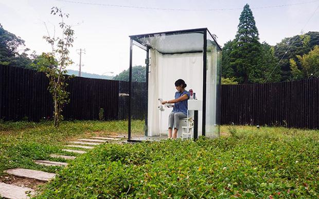 Những phòng toilet độc nhất vô nhị chỉ có tại Nhật Bản - Ảnh 13.
