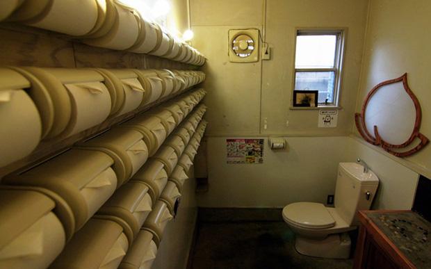 Những phòng toilet độc nhất vô nhị chỉ có tại Nhật Bản - Ảnh 15.