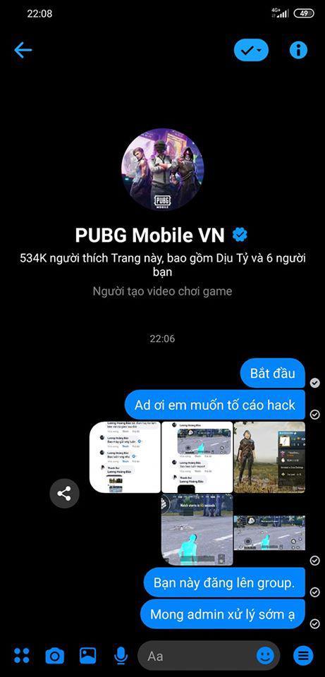 """PUBG Mobile: Đã hack công khai lại còn """"gáy bẩn"""" thách thức, thanh niên bị """"bế"""" đi ngay trong đêm - Ảnh 6."""