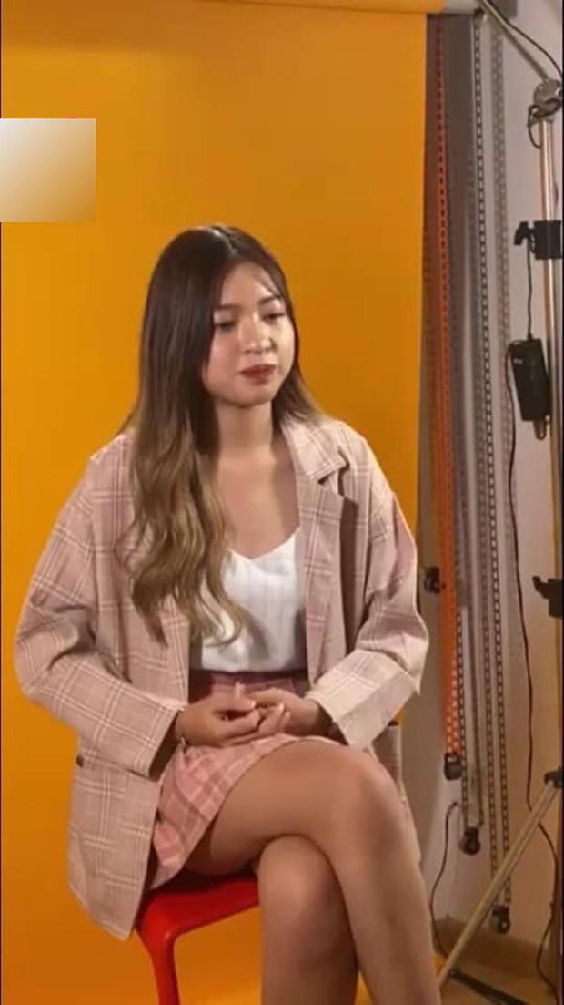 Hot girl trứng rán cần mỡ, bắp cần bơ bất ngờ lộ nhan sắc kém xinh khi không có app, cộng đồng mạng phản ứng Hải, quay xe - Ảnh 2.