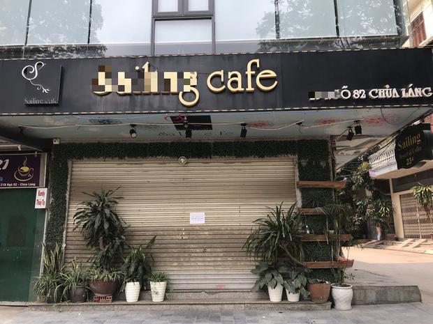 Hà Nội: Hàng loạt quán cafe, quán nhậu vẫn tấp nập mở cửa đón khách bất chấp lệnh đóng cửa để phòng chống COVID-19 - Ảnh 15.
