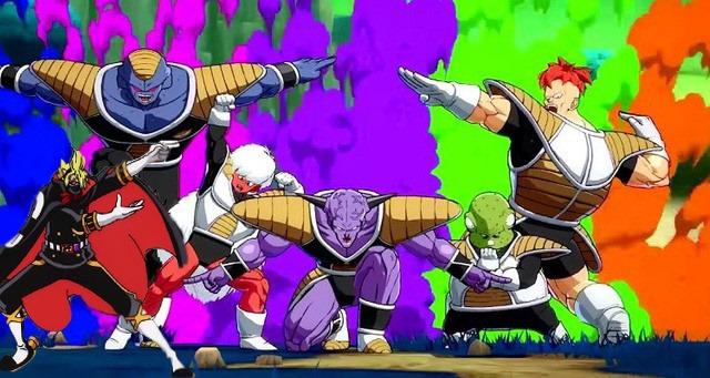 One Piece: Dù cực ngầu trong bộ đồ Raid Suit, màn xuất hiện của Sanjiđ được cho là rất giống biệt đội Ginyu trong Dragon Ball - Ảnh 1.