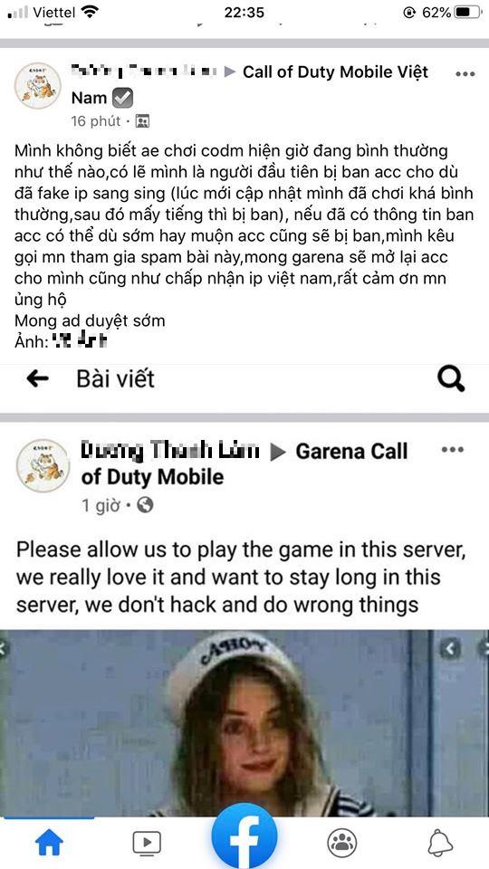 Người chơi Call of Duty Mobile bắt đầu gặp hạn với phiên bản quốc tế, ngày ra mắt bản Việt Nam đã tới gần? - Ảnh 1.