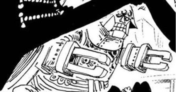 Bên cạnh anh chàng người máy nổi tiếng của băng Mũ Rơm, đây là 5 Cyborgs trong thế giới One Piece - Ảnh 4.