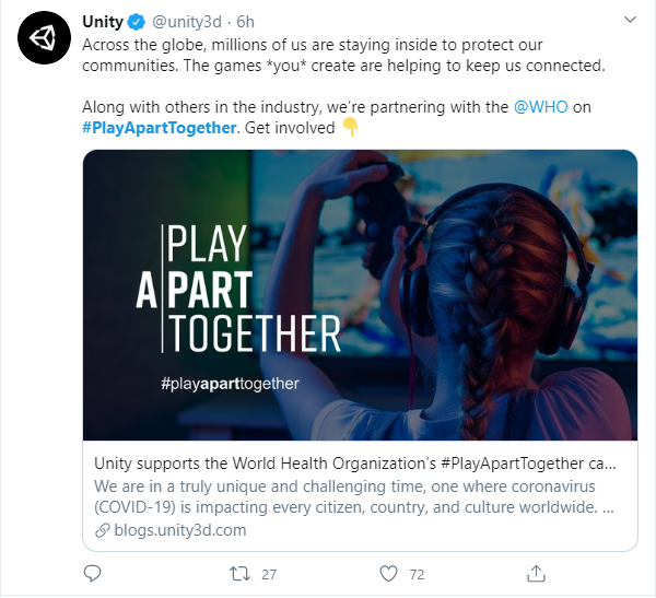 WHO phát động phong trào chơi game đẩy lùi Covid-19, Riot Games và nhiều tổ chức lớn tham gia - Ảnh 4.