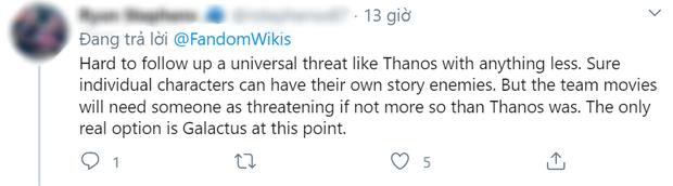 Fan Marvel trổ tài dự đoán phản diện thế chỗ Thanos, có người lại mong Avengers quay ra choảng nhau - Ảnh 2.