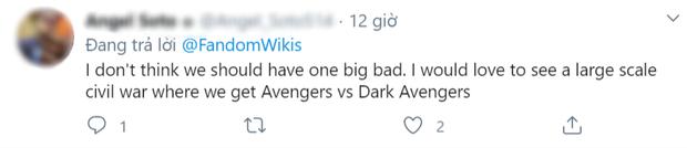 Fan Marvel trổ tài dự đoán phản diện thế chỗ Thanos, có người lại mong Avengers quay ra choảng nhau - Ảnh 11.