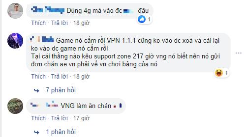"""Garena """"triệt"""" đường vượt rào của game thủ Việt, người chơi chỉ biết kêu trời - Ảnh 3."""
