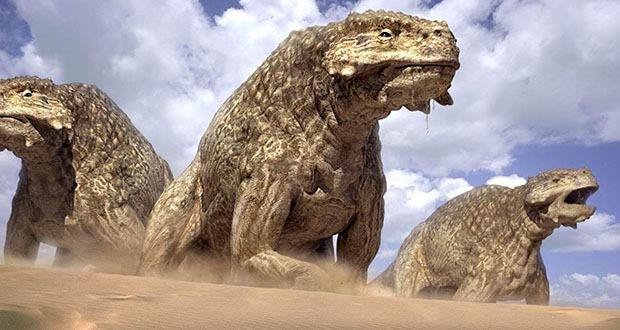 Top 10 sinh vật siêu khổng lồ thời tiền sử dễ bị nhầm thành khủng long - Ảnh 6.