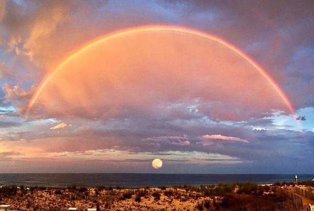 Những khoảnh khắc trùng hợp chứng tỏ Trái Đất này vốn thật là tròn - Ảnh 26.