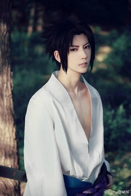 Thích mê loạt ảnh cosplay dàn nhân vật Naruto của Kumaqi - coser có vẻ đẹp phi giới tính vạn người mê - Ảnh 1.