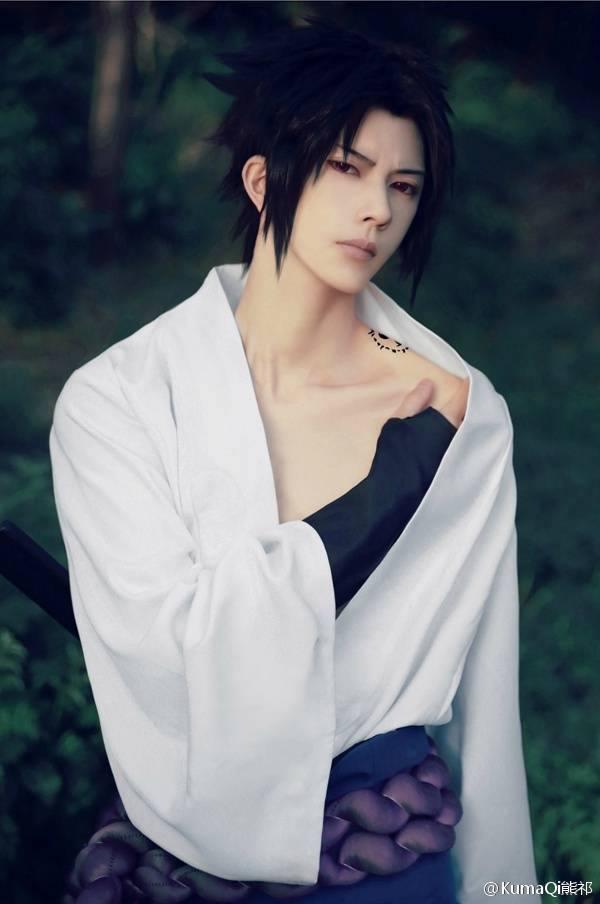 Thích mê loạt ảnh cosplay dàn nhân vật Naruto của Kumaqi - coser có vẻ đẹp phi giới tính vạn người mê - Ảnh 2.
