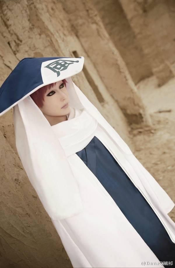 Thích mê loạt ảnh cosplay dàn nhân vật Naruto của Kumaqi - coser có vẻ đẹp phi giới tính vạn người mê - Ảnh 16.