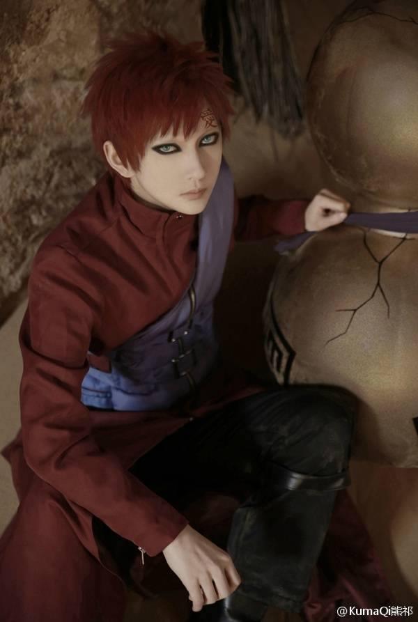 Thích mê loạt ảnh cosplay dàn nhân vật Naruto của Kumaqi - coser có vẻ đẹp phi giới tính vạn người mê - Ảnh 19.