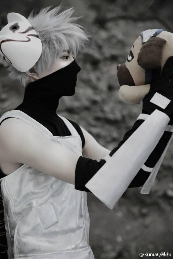 Thích mê loạt ảnh cosplay dàn nhân vật Naruto của Kumaqi - coser có vẻ đẹp phi giới tính vạn người mê - Ảnh 26.