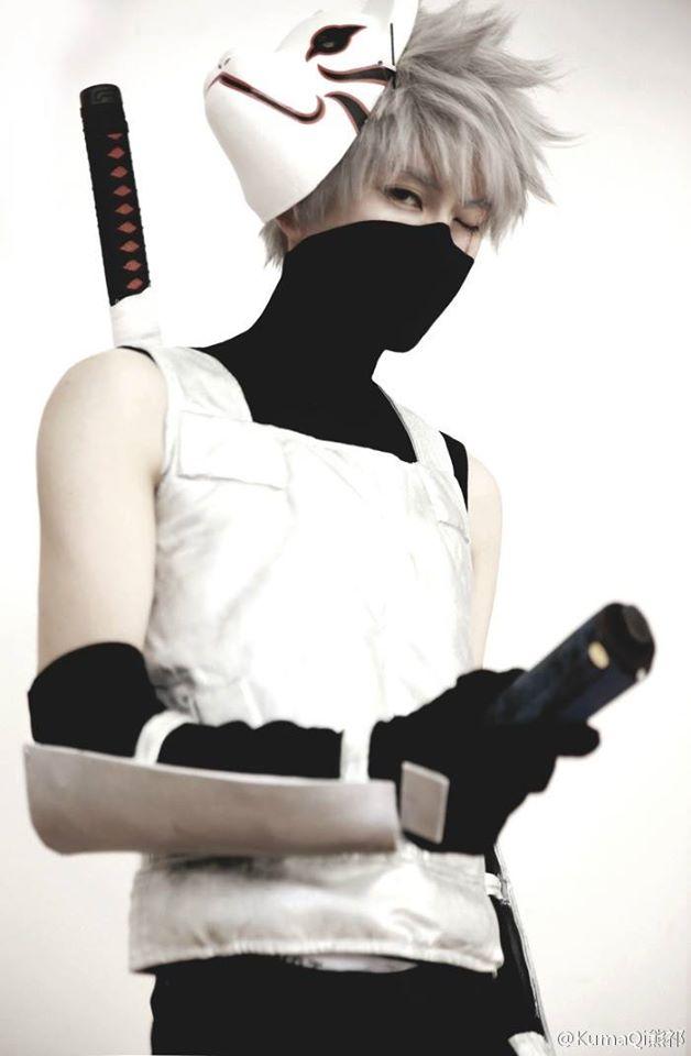 Thích mê loạt ảnh cosplay dàn nhân vật Naruto của Kumaqi - coser có vẻ đẹp phi giới tính vạn người mê - Ảnh 27.