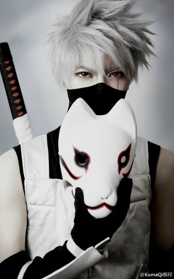 Thích mê loạt ảnh cosplay dàn nhân vật Naruto của Kumaqi - coser có vẻ đẹp phi giới tính vạn người mê - Ảnh 28.