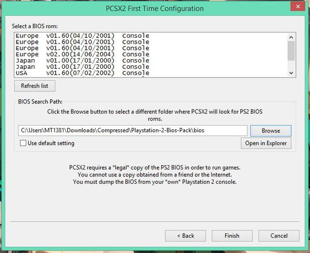 Hướng dẫn game thủ tạo giả lập để chơi mọi game PS2 trên PC hiện tại - Ảnh 3.