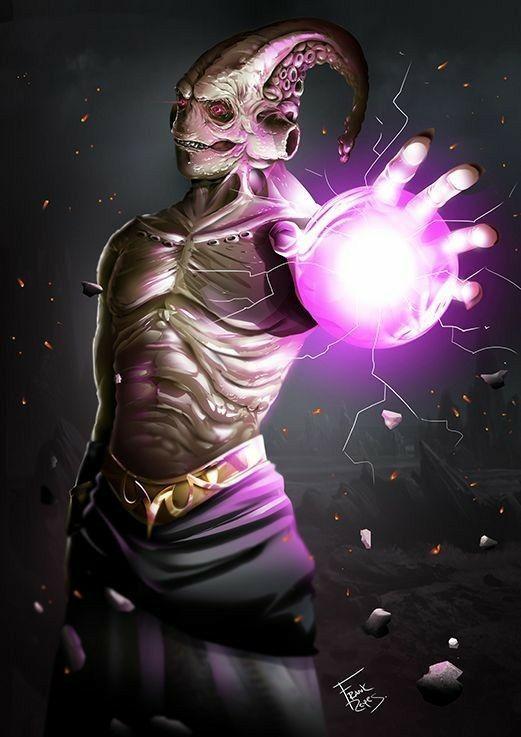 Dragon Ball: Kinh hãi khi thấy ác nhân Majin Buu được vẽ theo phong cách kinh dị - Ảnh 11.
