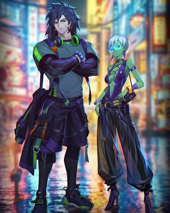 Dragon Ball: Goku và đồng bọn xuyên không đến thế giới hiện đại qua loạt fan art cực chất - Ảnh 3.