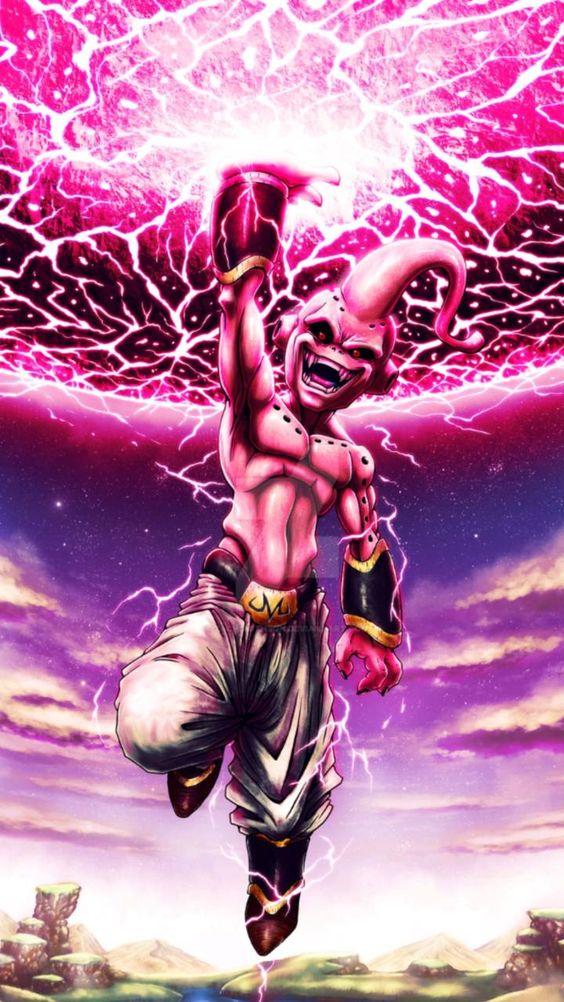 Dragon Ball: Kinh hãi khi thấy ác nhân Majin Buu được vẽ theo phong cách kinh dị - Ảnh 7.