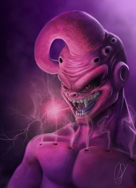 Dragon Ball: Kinh hãi khi thấy ác nhân Majin Buu được vẽ theo phong cách kinh dị - Ảnh 12.