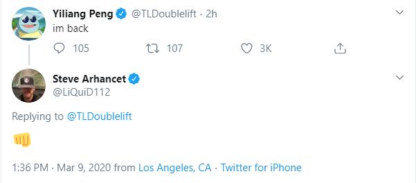 Doublelift bị troll sấp mặt sau khi tuyên bố trở lại - Liquid đánh hay hơn khi ông bạn dự bị đó - Ảnh 3.