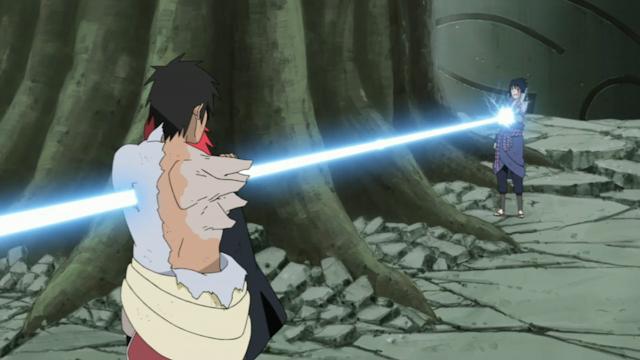 Naruto: 7 biến thể siêu mạnh của Chidori đã được sử dụng bởi Sasuke Uchiha - Ảnh 3.