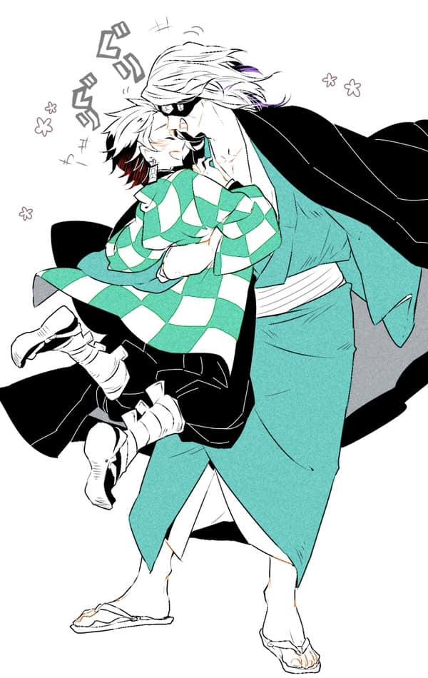 Tanjirou bất ngờ bị ghép đôi với tất cả nhân vật Kimetsu no Yaiba, thuyền nào sẽ được đẩy nhiều nhất? - Ảnh 2.